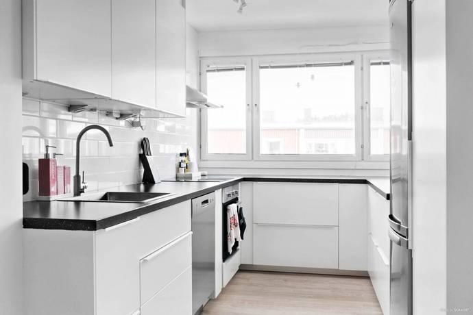 Bild: 2 rum bostadsrätt på Vikingavägen 41 B, Sundsvalls kommun Granlo