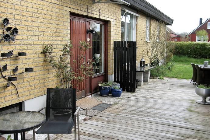 Bild: 4 rum villa på Adelgatan  10, Höörs kommun