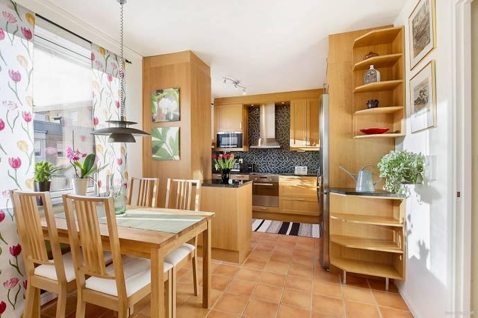 Bild: 3 rum bostadsrätt på Torsgatan 8 C, Uppsala kommun Främre Luthagen