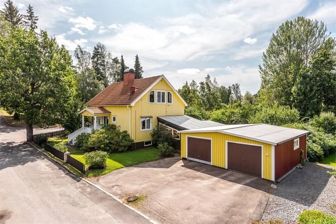 Bild: 7 rum villa på Åsgatan 4, Säffle kommun