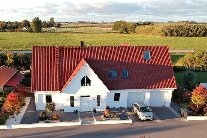 Bild: 10 rum villa på Timotejvägen 10, Trelleborgs kommun Skegrie
