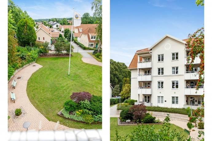 Bild: 2 rum bostadsrätt på Offerkällevägen 1, Karlshamns kommun Stenbacka