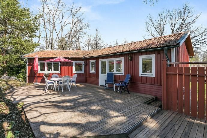 Bild: 4 rum villa på Svartviksudden 1, Trosa kommun TROSA Öbolandet