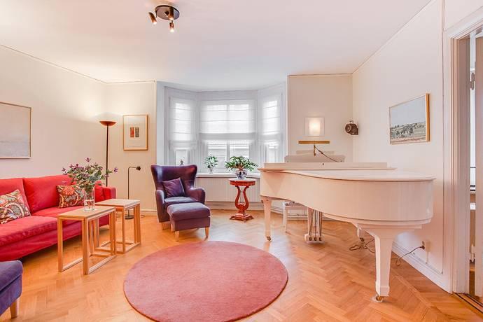 Bild: 3,5 rum bostadsrätt på Drottninggatan 29, Linköpings kommun Centralt