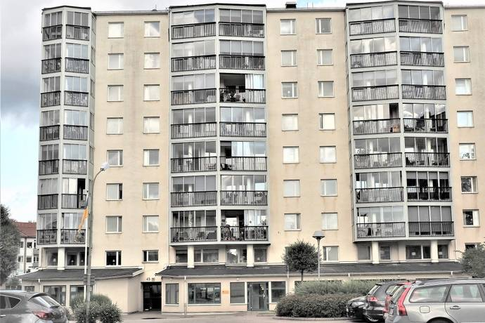 Bild: 2 rum bostadsrätt på Skogshyddegatan 43, Borås kommun ALIDEBERG