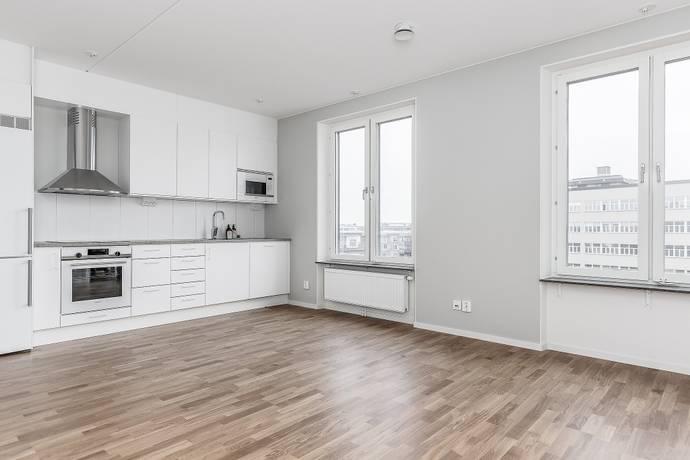 Bild: 2 rum bostadsrätt på Virkesvägen 19 A, 7 tr, Stockholms kommun Hammarby Sjöstad