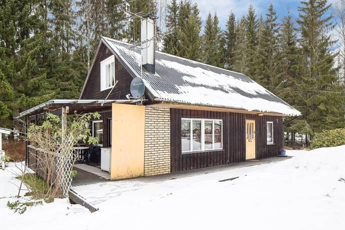 Bild: 4 rum villa på Strandvägen 11, Grums kommun Värmskog