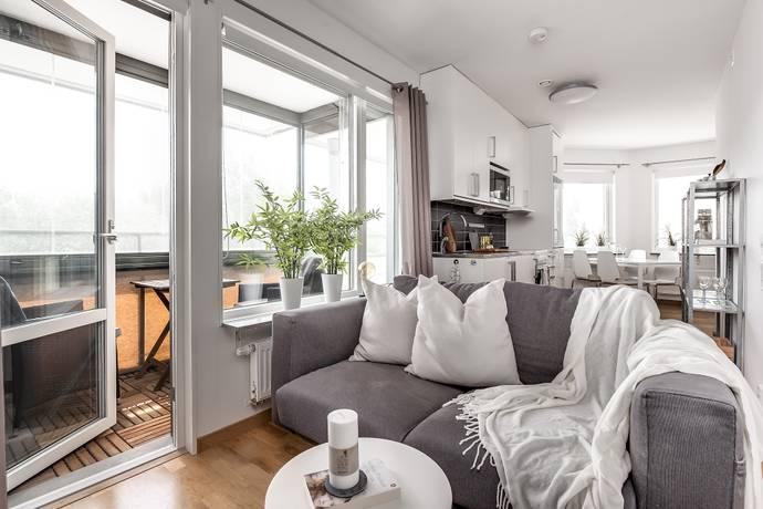 Bild: 1 rum bostadsrätt på Stenhuggargatan 44, Jönköpings kommun Kålgården