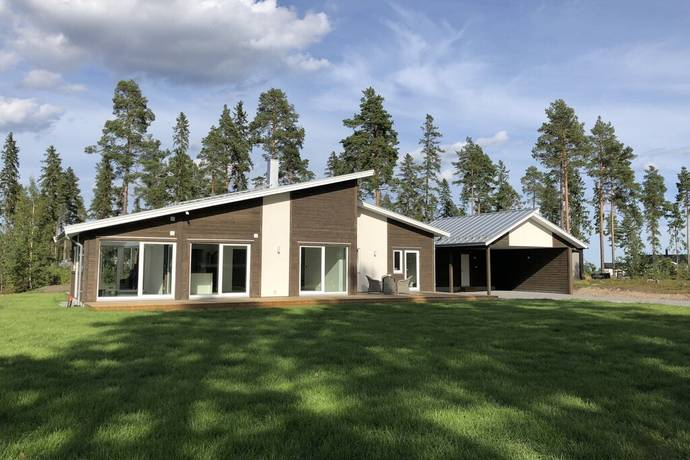 Bild: 4 rum villa på Boviken 855, Skellefteå kommun Norra Boviken