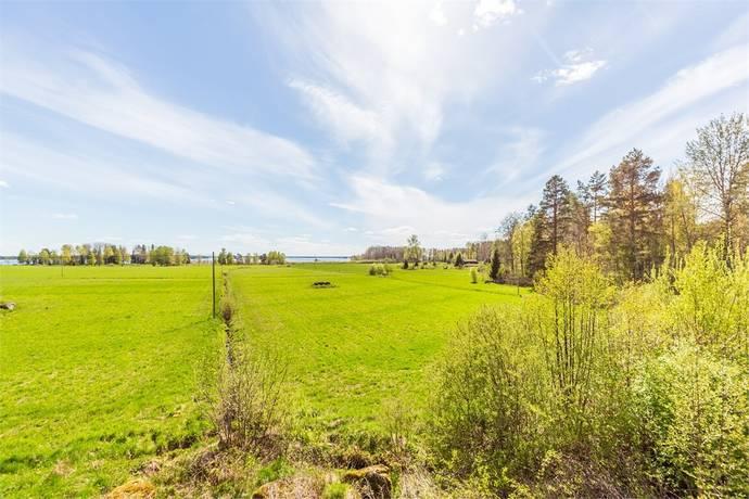Bild: tomt på Ålbovägen, Gävle kommun Ålbo/Hedesunda