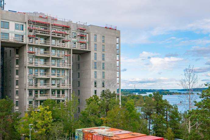 Bild: 2 rum bostadsrätt på Siloplatsen 4, 21 tr, Nacka kommun Kvarnholmen
