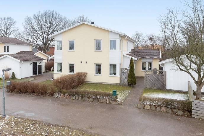 Bild: 4 rum bostadsrätt på Fyrhögagatan 41, Helsingborgs kommun Bårslöv
