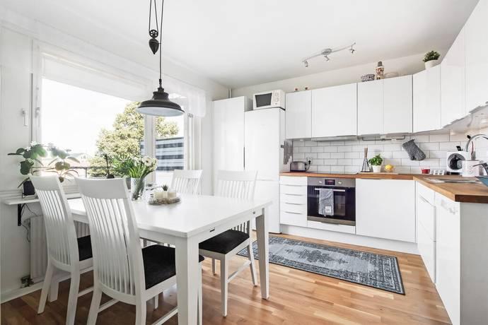Bild: 1 rum bostadsrätt på Styrmansgatan 10, Gävle kommun Brynäs
