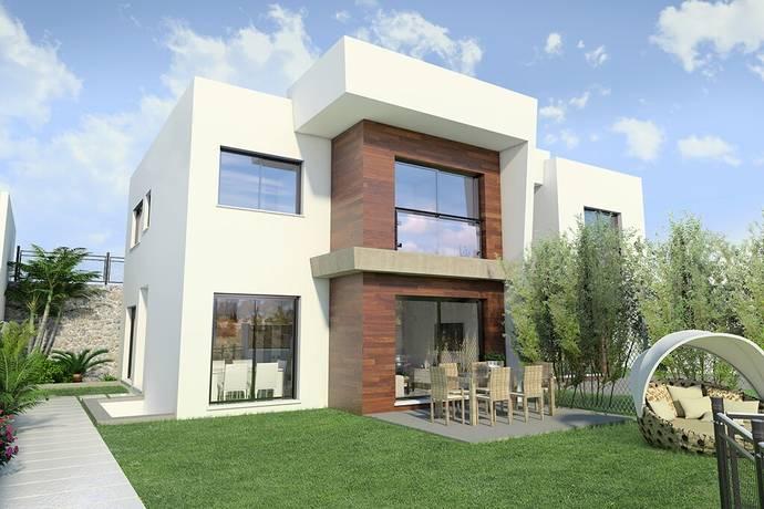Bild: 4 rum radhus på Nyproduktion i skandinavisk design!, Spanien Pedregalejo/El Palo | Malaga
