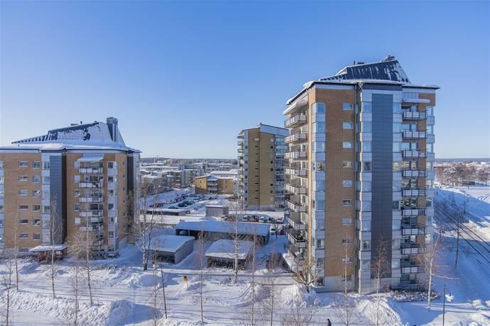 Bild: 3 rum bostadsrätt på Brogatan 42, Umeå kommun Dragonfältet