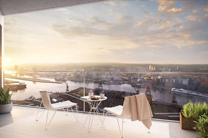 Bild från Karlastaden - Karlatornet Skylevel