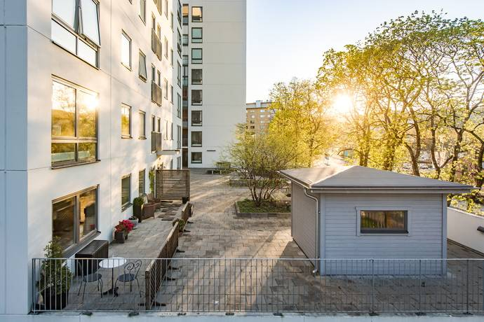 Bild: 4 rum bostadsrätt på Stenhuggargränd 1B, Skövde kommun Centrum
