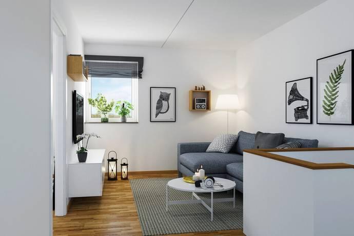 Bild: 5 rum radhus på Torggatan 2E, Svedala kommun Bara centrum