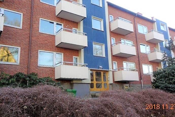Bild: 2 rum bostadsrätt på Basungatan 11, Göteborgs kommun Västra Frölunda
