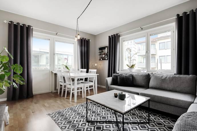 Bild: 2 rum bostadsrätt på Blåsutvägen 5, Stockholms kommun Johanneshov