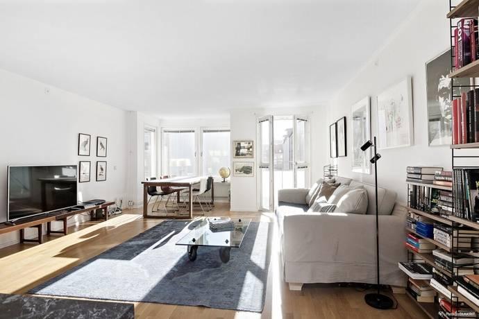 Bild: 2 rum bostadsrätt på Karlagatan 5, Borås kommun Lugnet