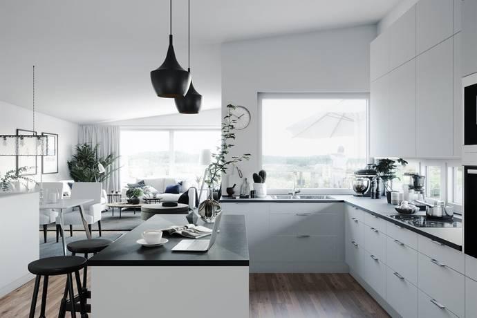 Bild: 6 rum villa, Mölndals kommun Hills