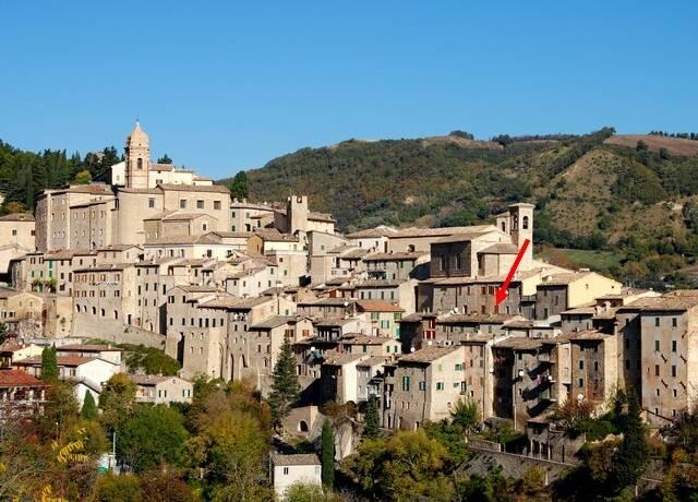 Bild: 5 rum bostadsrätt på Serra San Quirico, Italien Marche