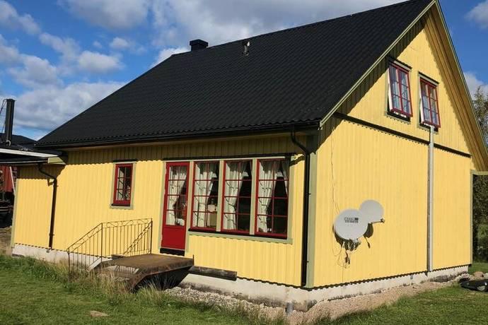 Bild: 4 rum gård/skog på Ödegården 3, Årjängs kommun Silbodal