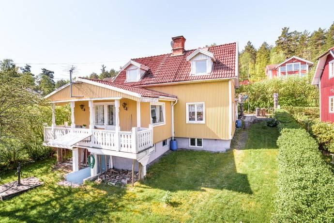 Bild: 4 rum villa på Tiskbergsvägen 31, Falu kommun Gamla Främby