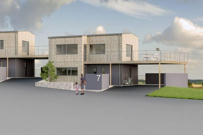 Bild: 5 rum villa på Flugebovägen, Jönköpings kommun Hovslätt