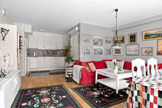Bild: 2 rum bostadsrätt på Safirgatan 7, Norrtälje kommun Centrala Norrtälje