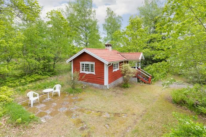 Bild: 1 rum fritidshus på Slättvägen 15, Eskilstuna kommun Kvicksund