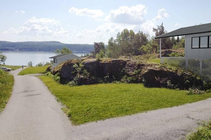 Bild: tomt på Södra Gruvvägen 27 D, Uddevalla kommun