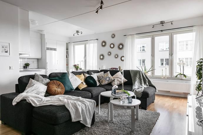 Bild: 2 rum bostadsrätt på Ada Nilssons Gata 19, Stockholms kommun Fruängen