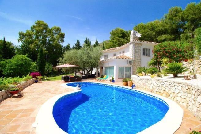 Bild: 5 rum villa på MIJAS-Charmig och nyrenoverad villa, Spanien Mijas