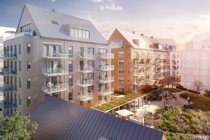 Bild: 1 rum bostadsrätt på Neptungatan, Västerås kommun Öster Mälarstrand