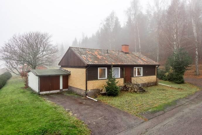 Bild: 4 rum radhus på Spånvägen 7, Västerviks kommun Gamleby