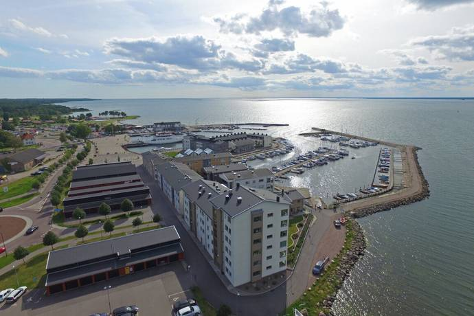 Bild: 3 rum bostadsrätt på Norra Hamnplan 13B, Mörbylånga kommun Färjestaden