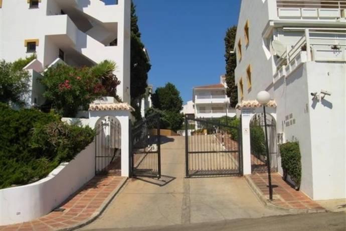 Bild: 2 rum bostadsrätt på Costa del Sol, Mijas Costa, Spanien