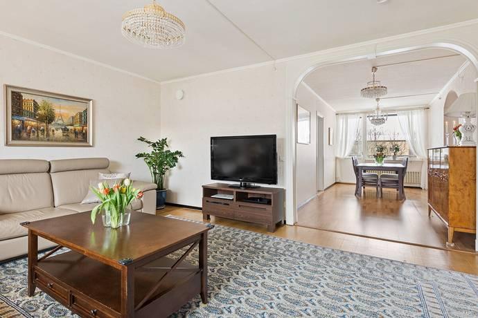 Bild: 5 rum bostadsrätt på Bellmansgatan 24, Uppsala kommun Bellman