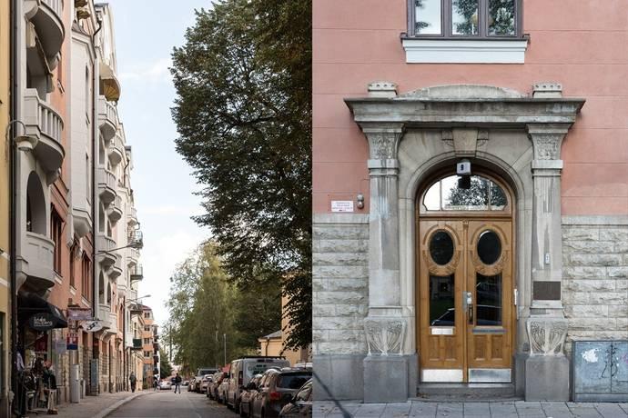 Bild: 2 rum bostadsrätt på Knäppingsborgsgatan 9, Norrköpings kommun Centralt