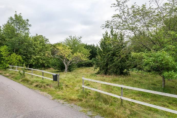 Bild: tomt på Pionstigen 5, Härryda kommun Mölnlycke