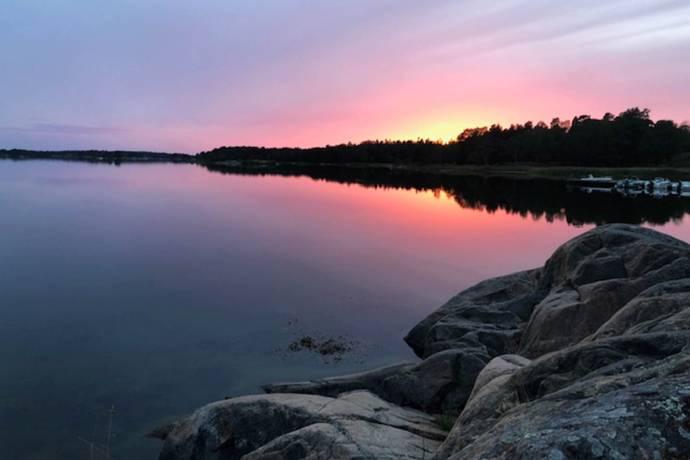 Bild från Svärdsklova Utsikten