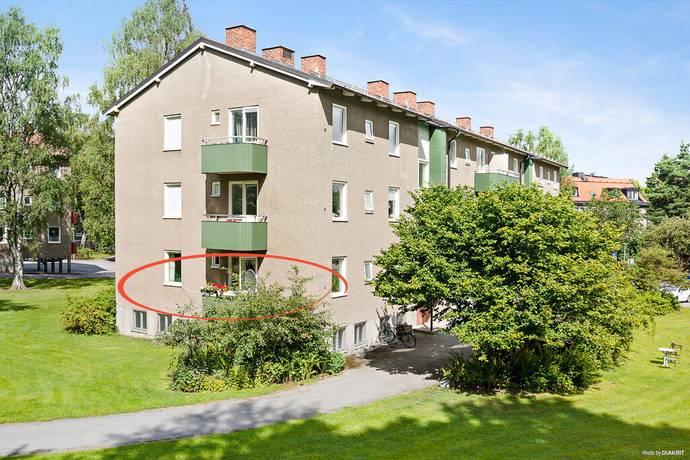 Bild: 2 rum bostadsrätt på Arrendatorsvägen 6B, Huddinge kommun