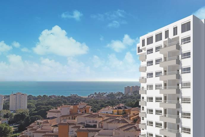 Bild: 2 rum bostadsrätt på Lägenhet i Campoamor, Alicante (Costa Blanca), Spanien