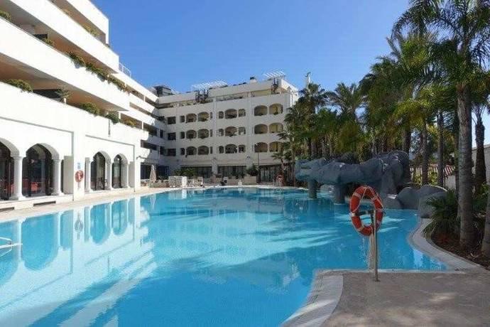 Bild: 3 rum bostadsrätt på Fin Penthouse på The Golden Mile, Spanien Marbella - The Golden Mile