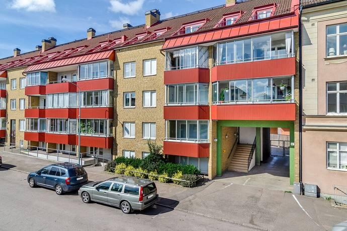 Bild: 1 rum bostadsrätt på Skolgatan 5C, Åstorps kommun Åstorp