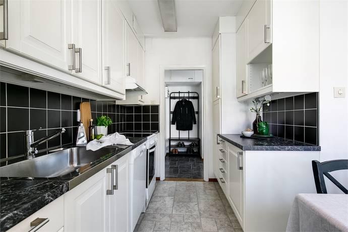 Bild: 2 rum bostadsrätt på Hagmarksgatan 15B, Örebro kommun Sörby/Eklunda