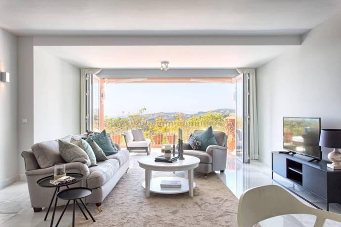 Bild: 4 rum bostadsrätt på Costa del Sol, Benahavís, Spanien