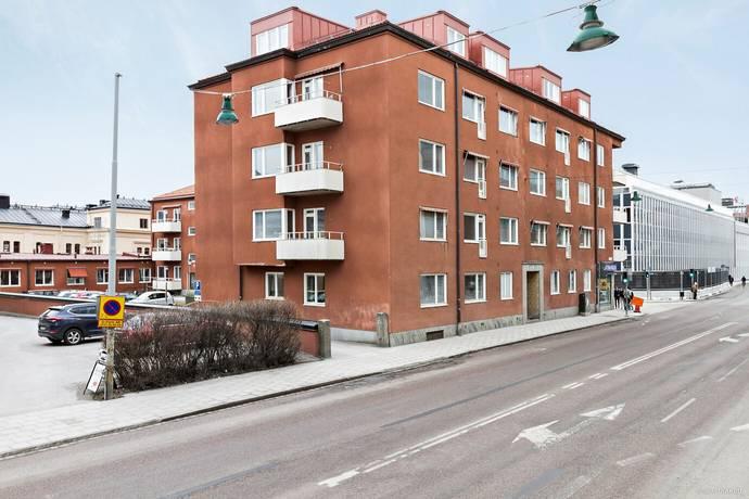 Bild: 3 rum bostadsrätt på Kungsgatan 32, Uppsala kommun Centrum